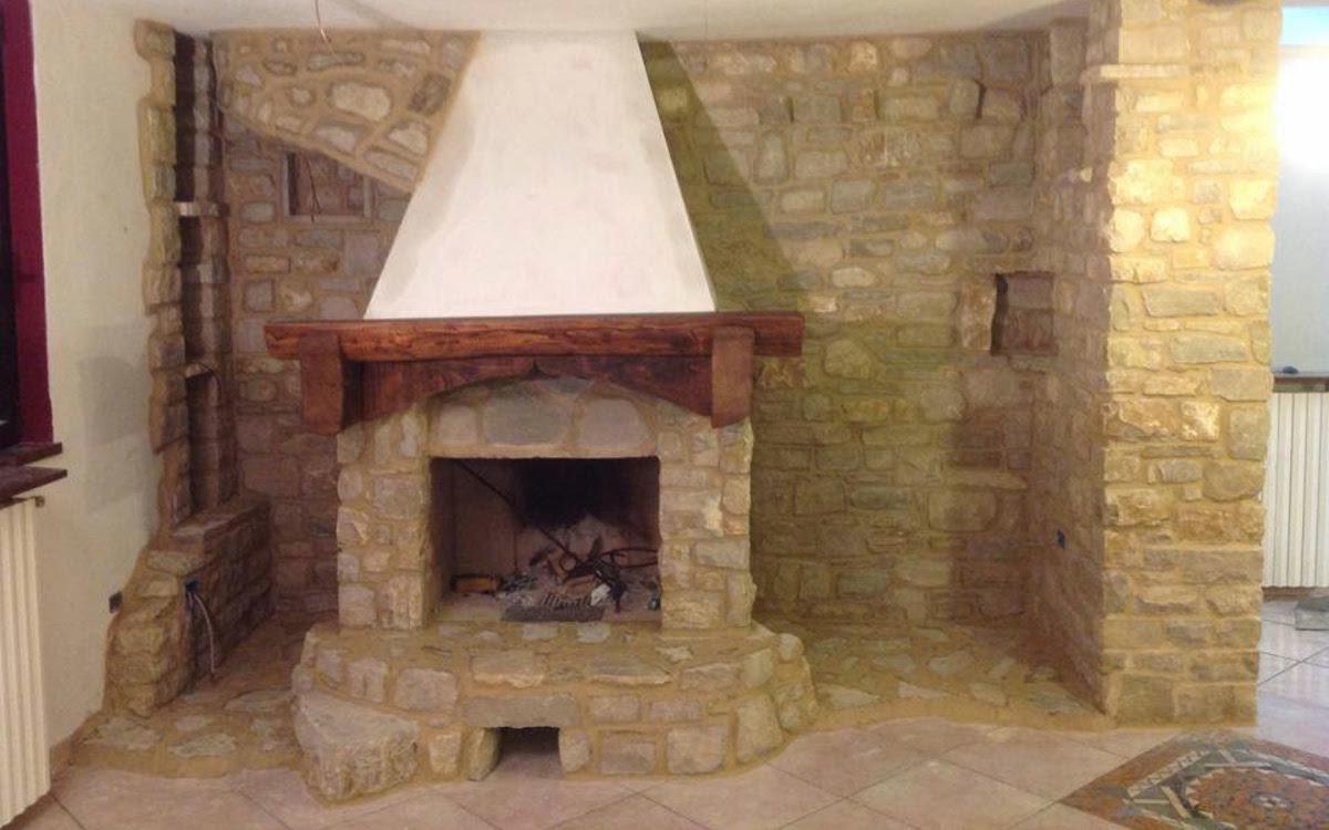 Pietra di credaro e pietre naturali prezzi lavorazione e posa - Pietre rivestimento interno ...
